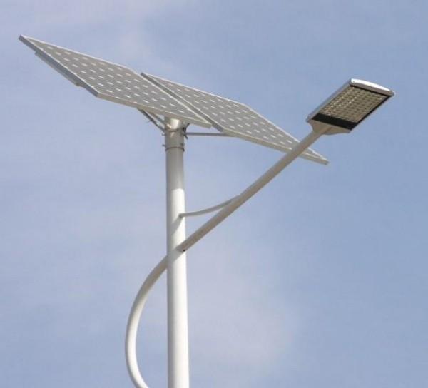 đèn đường led năng lượng mặt trời 42w