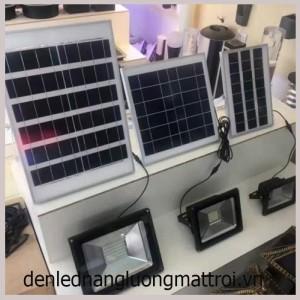 đèn pha led năng lượng mặt trời 30w