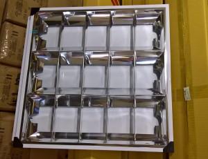 Máng đèn LED phản quang âm trần 600x600