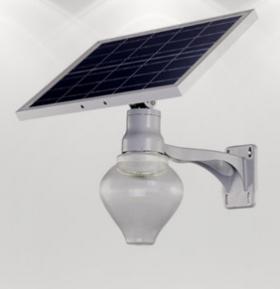 đèn áp tường năng lượng mặt trời 15w