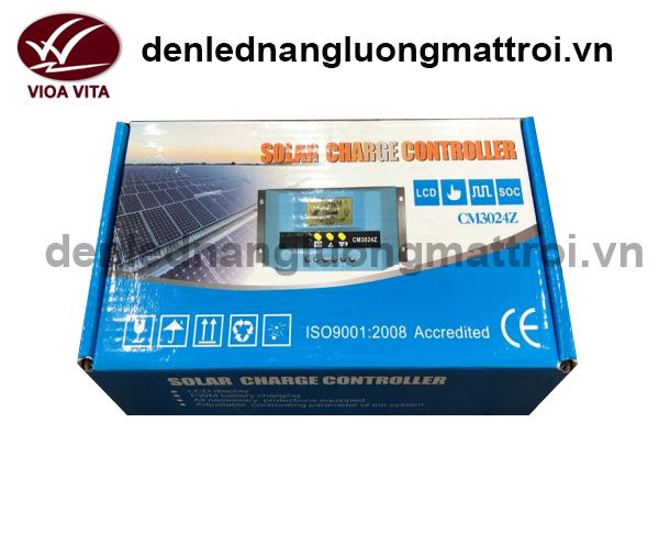 bộ điều khiển sạc năng lượng mặt trời