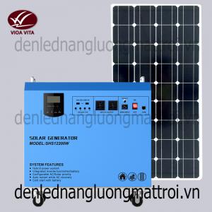 máy phát điện năng lượng mặt trời 1000w