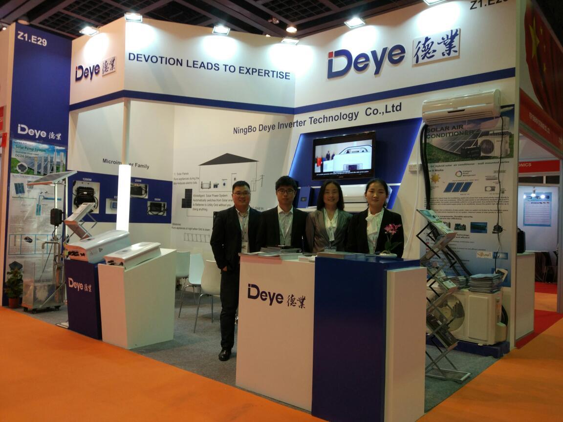 Ningbo-Deye-Inverter-Technology